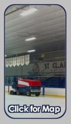 St. Clair Shores Civic Arena - St. Clair Shores Michigan USA